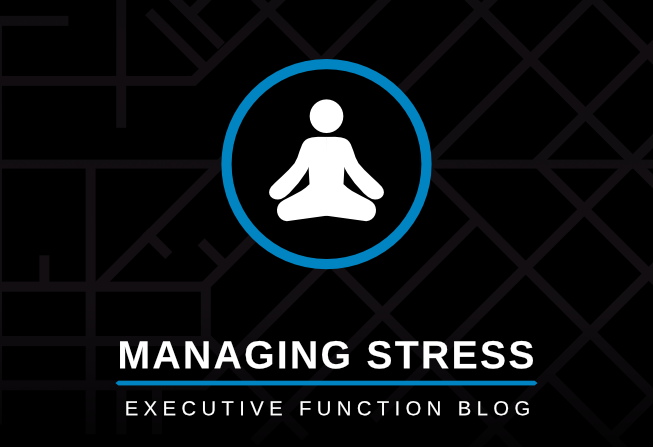 How can a coach help reduce stress in college?